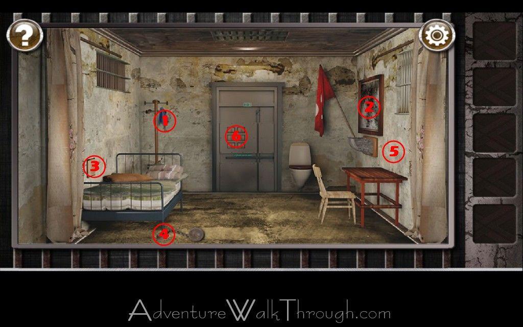 Images Of Escape Rooms Escape The Prison Room Level1 Walkthrough Prison Escape Room Room
