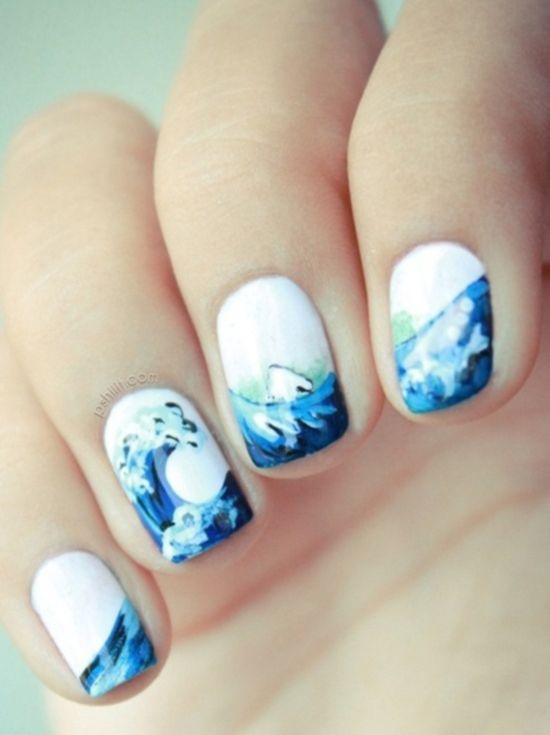 Examples Of Latest Trends In Nail Art For The Current Year Picture 1