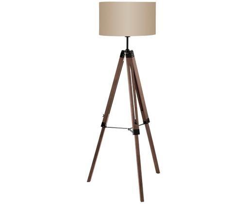 Photo of Lampada da terra in legno Matilda | Westwing