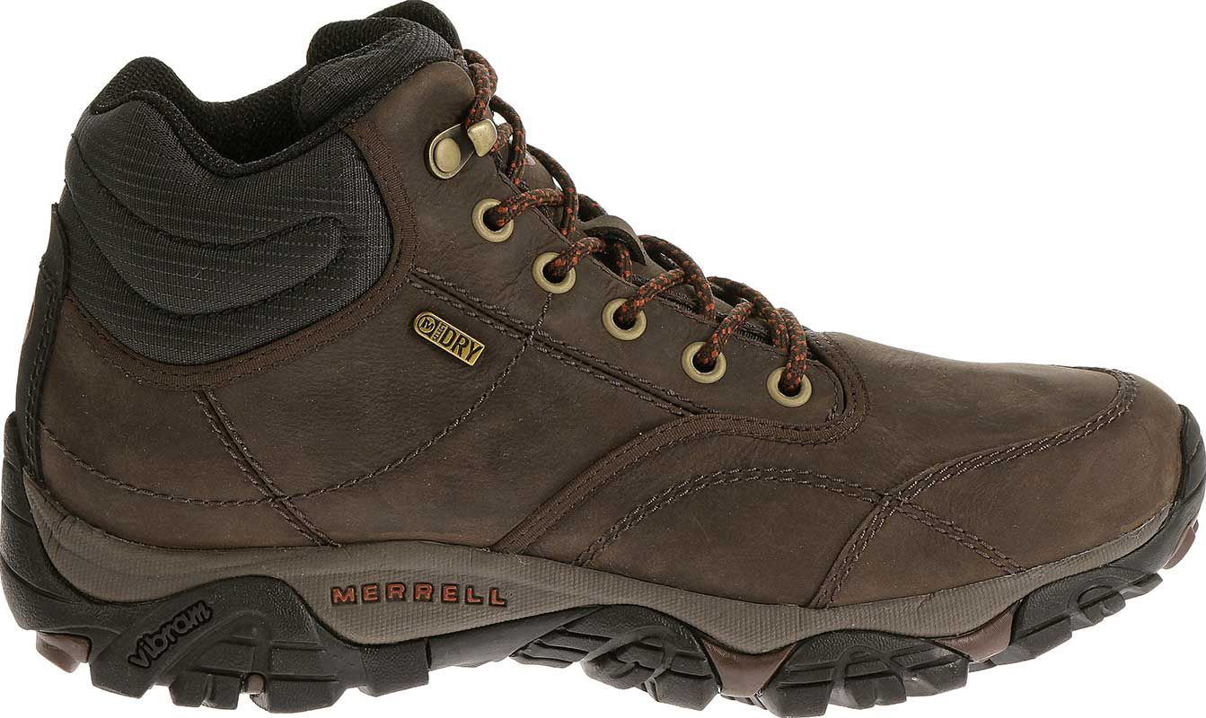 Moab Rover Mid Waterproof Hiking Boots