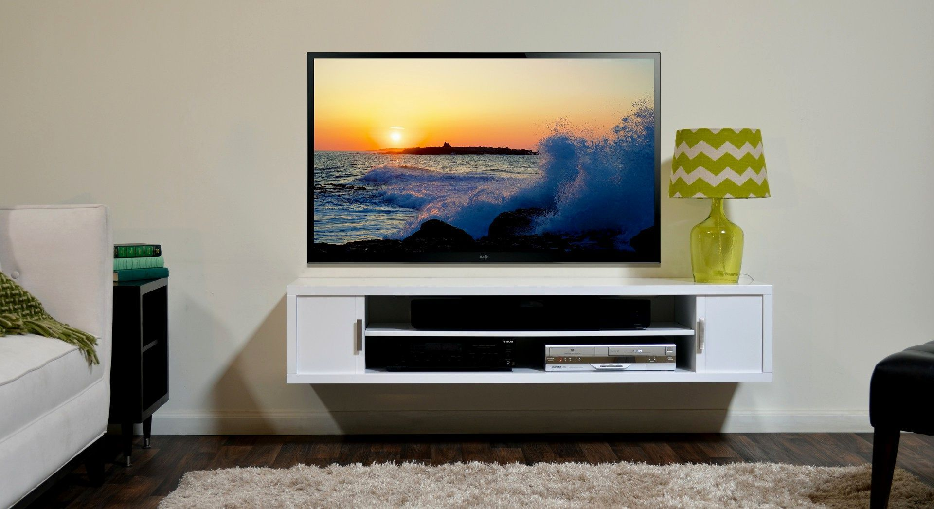37 Wall Mounted TV Ideas Interior and Decor for Your Inspirations
