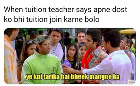 Funniest And Popular Indian Memes | Humornama