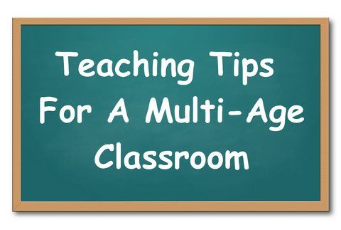 Pin now, read later  Teaching Tips For Multi-Age Classrooms