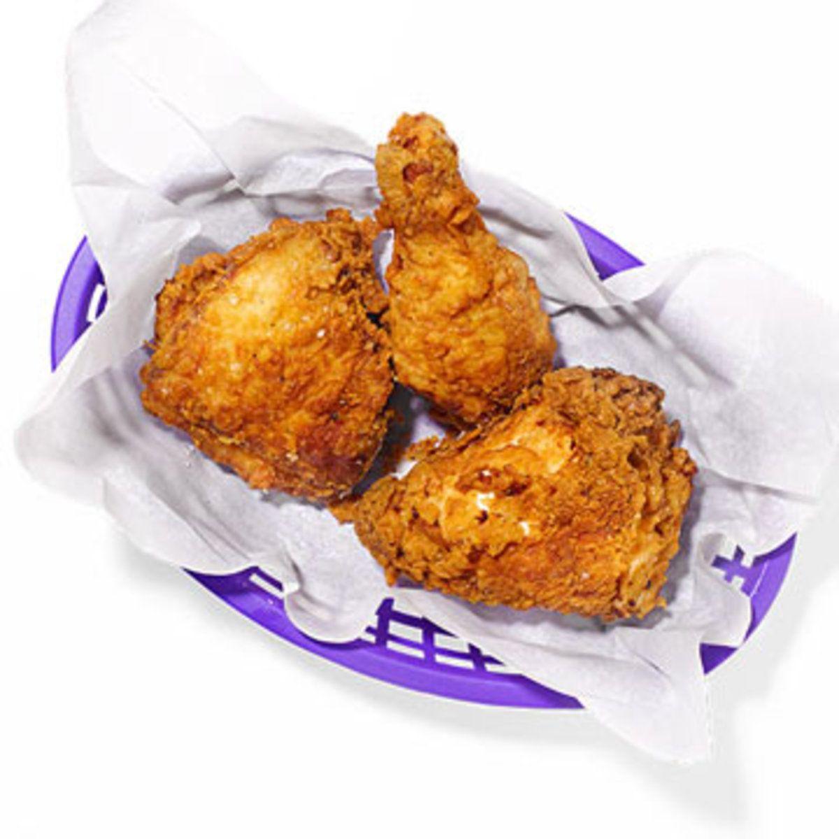 Classic Fried Chicken Recipe Fried Chicken Recipes Chicken Recipes Chicken