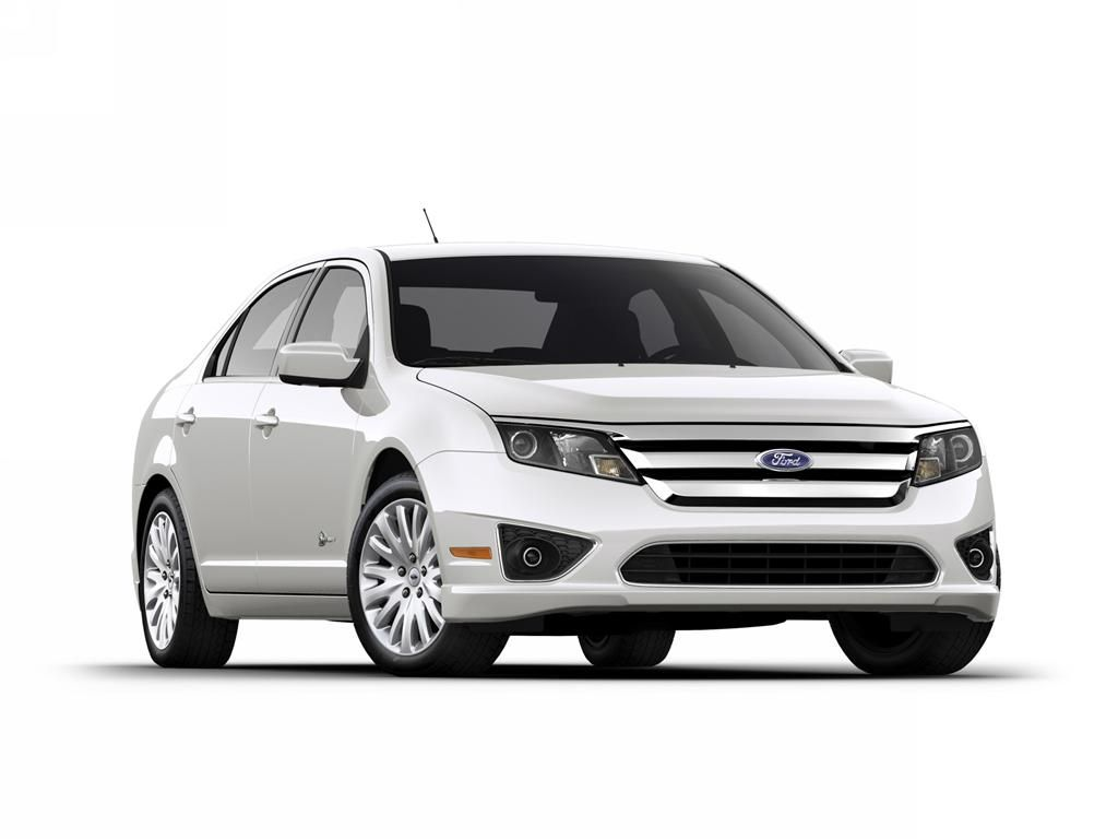 Identifing Front End Alignment Symptoms Ford Fusion Hybrid Car