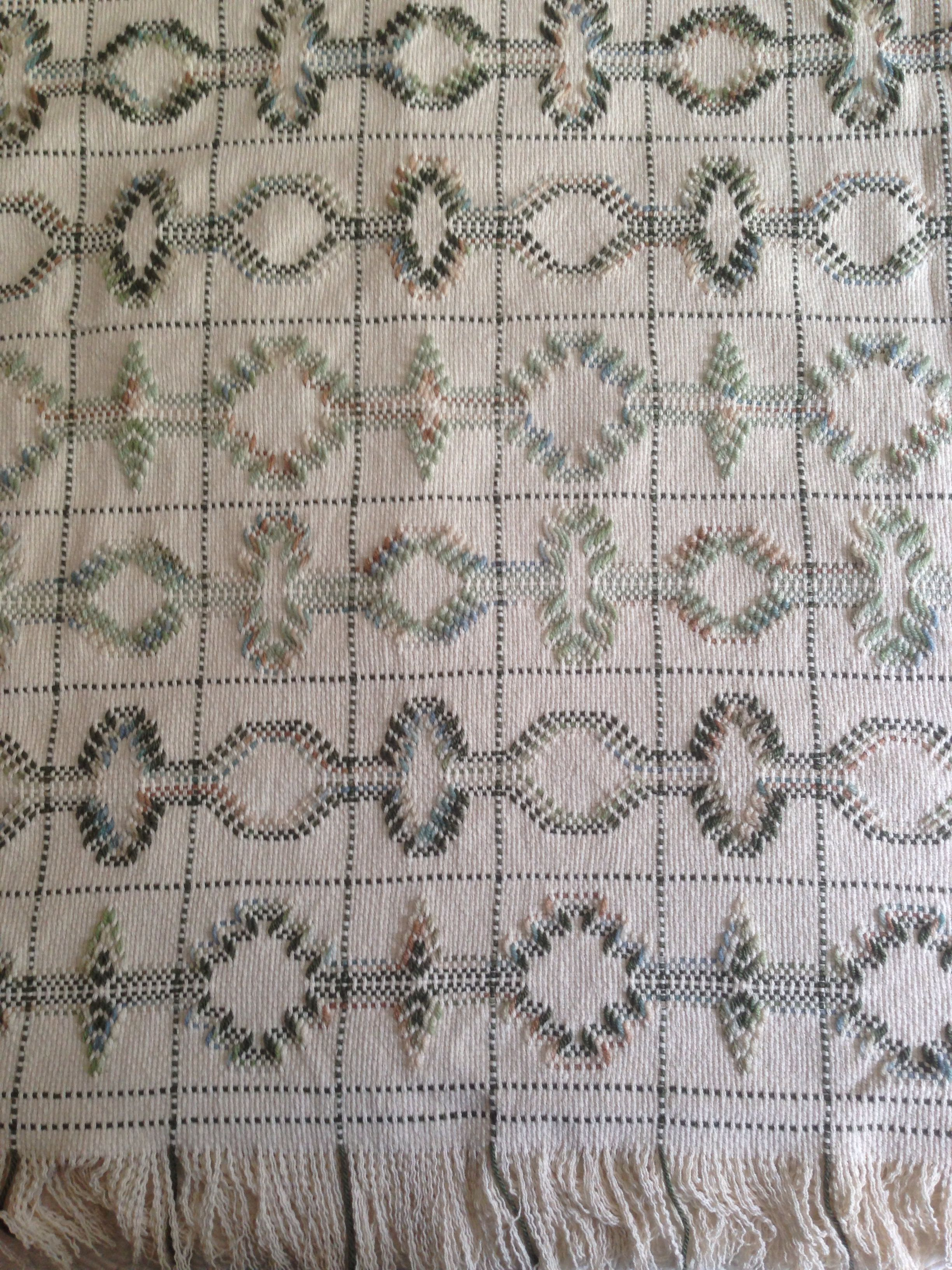 Swedish Embroidery, Monks Cloth, Swedish Weaving,