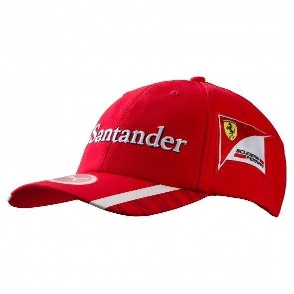 Ferrari Scuderia Ferrari 2017 Team Hat  ba12f6d7aee