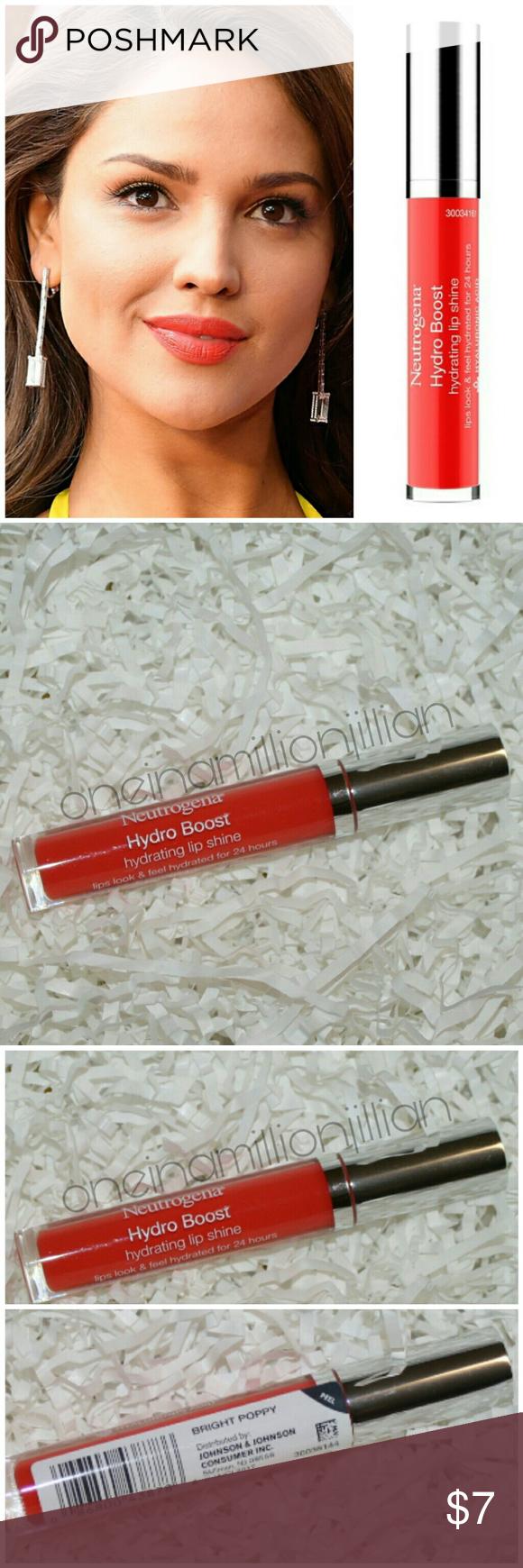 Neutrogena Hydro Boost Lip Gloss Boutique Neutrogena