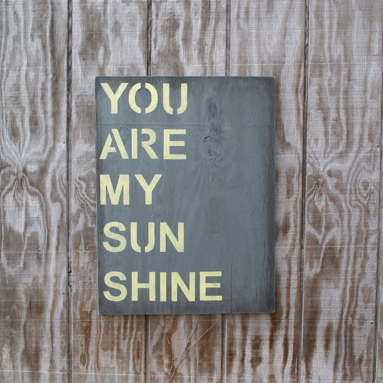 Park Art My WordPress Blog_You Are My Sunshine Wall Art Uk