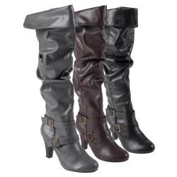 1000  images about ♢Boots♢ on Pinterest | Platform boots Brown