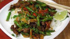 Thai Spicy Beef Recipe