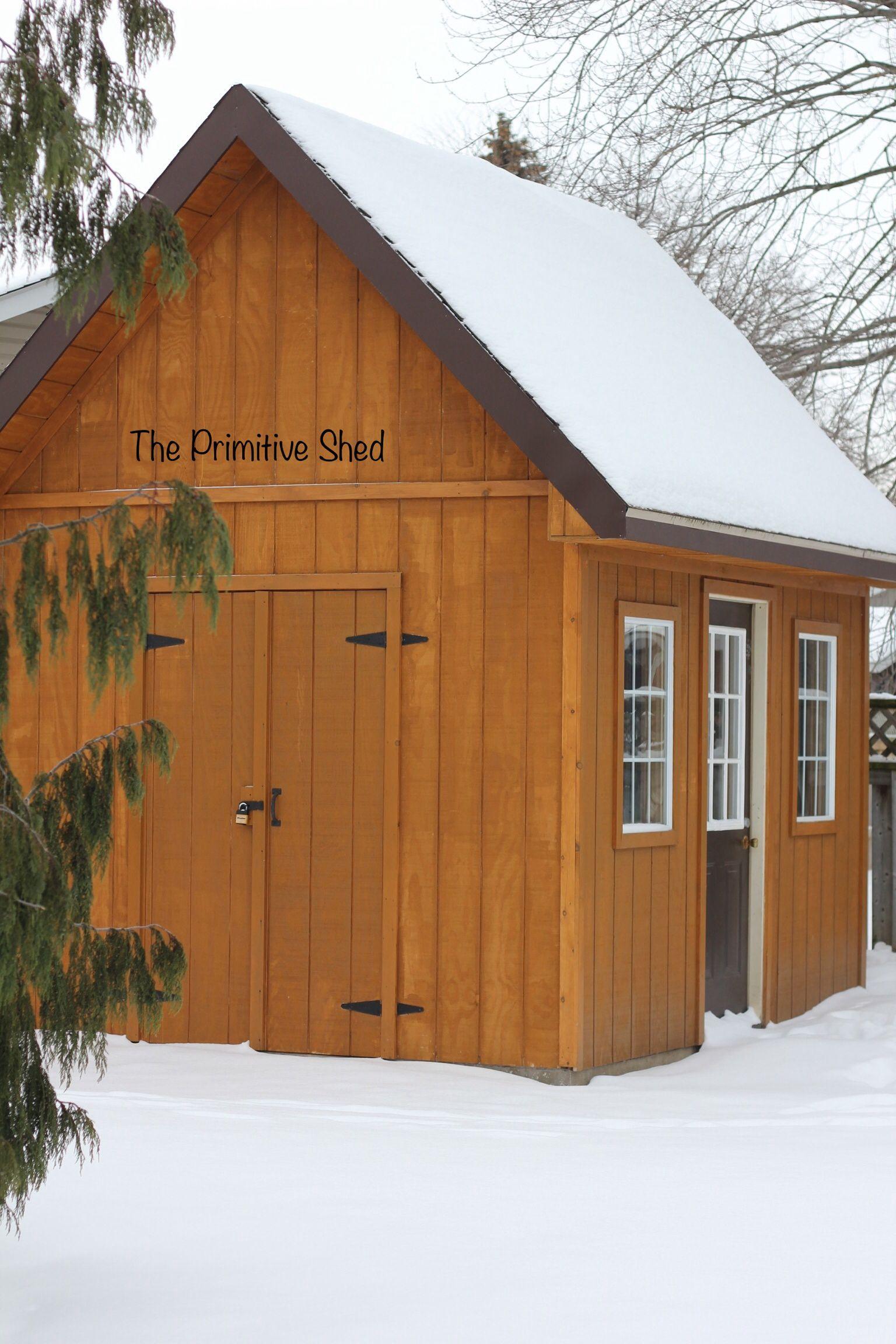 the primitive shed workshops
