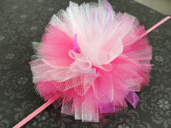 Best 25 Tulle Bows Ideas On Pinterest Diy Hair Bows