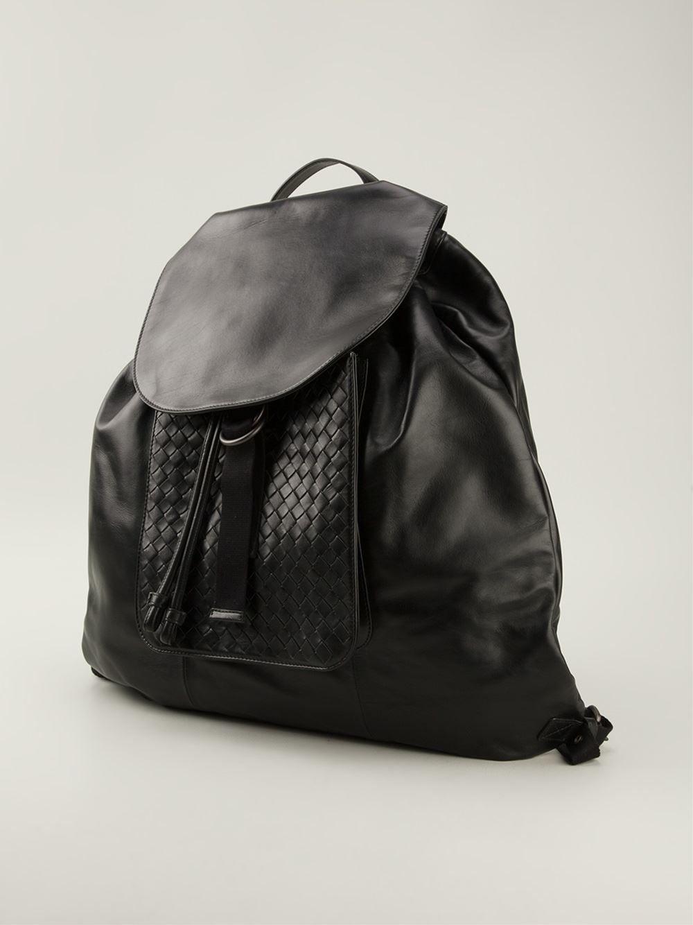 8fc28deda6 Image result for bottega veneta black suede backpack