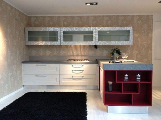 Pin di arredogroup su lube cucine lube kitchen kitchen e design - Cucine moderne americane ...
