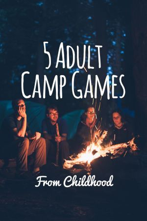 Photo of 5 Kid's Camp Games That Are Even More Fun for Adults – Christian Camp Pro