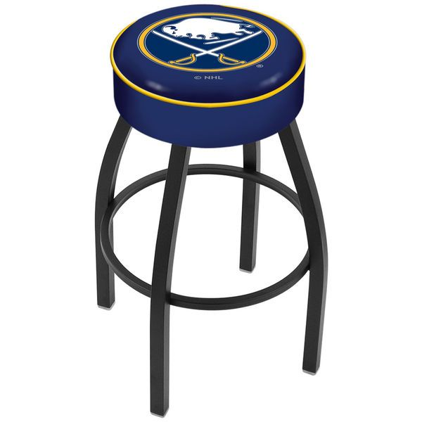 "Buffalo Sabres 30"" Wrinkle Base Swivel Bar Stool - $139.00"