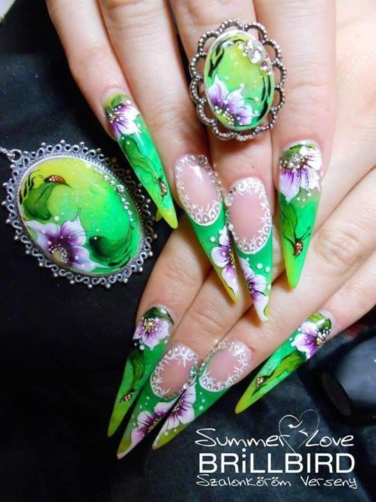 Nice Nail Design | My Style | Pinterest