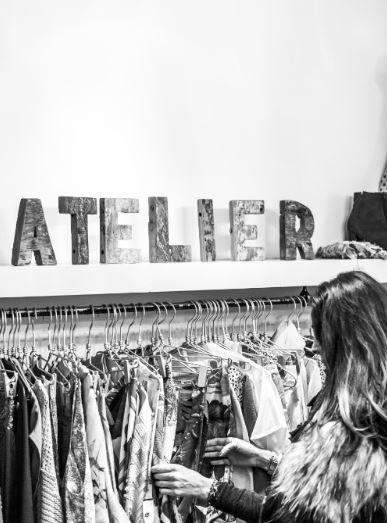 Atelier Concept, tu tienda con la últimas tenencias del barrio de Salamanca en Madrid