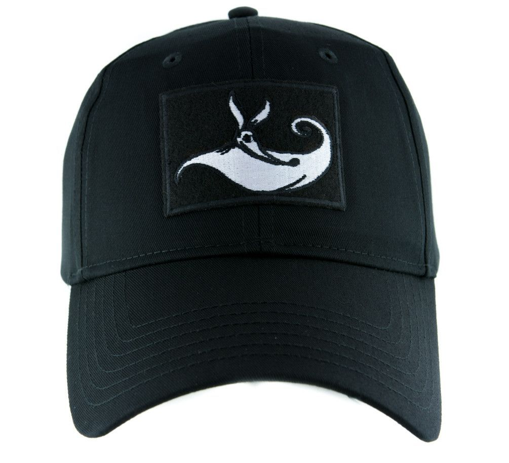 01622b98f6a84 Zero from Nightmare Before Christmas on Black Hat   Baseball Cap - High  Quality Stitching - Cotton Twill - Embroidered Cotton Patch - One size fits  most!