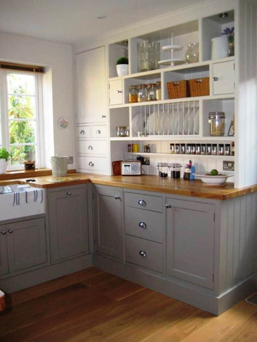 Useful Kitchen Storage Design Ideas - Real House Design   kitchens ...