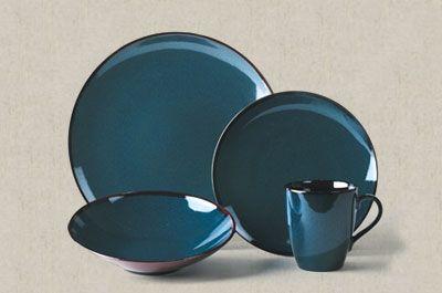 Sedona Blue Casual Dinnerware Dinnerware Sets Plates \u0026 Bowls - Mikasa & Sedona Blue Casual Dinnerware Dinnerware Sets Plates \u0026 Bowls ...