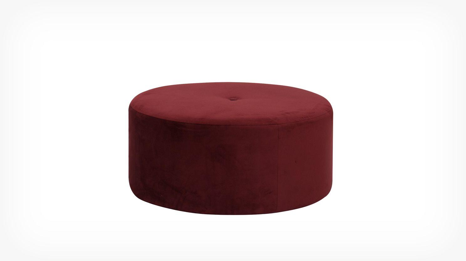 Super Sphere Ottoman Fabric Poufs Fabric Ottoman Ottoman Alphanode Cool Chair Designs And Ideas Alphanodeonline