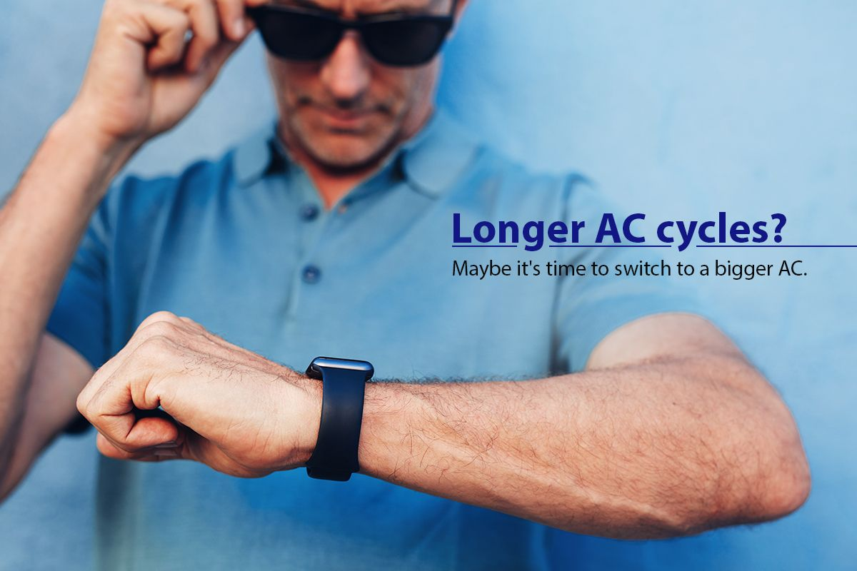 Does Your Ac Cycle For Longer Than 30 Minutes Chances