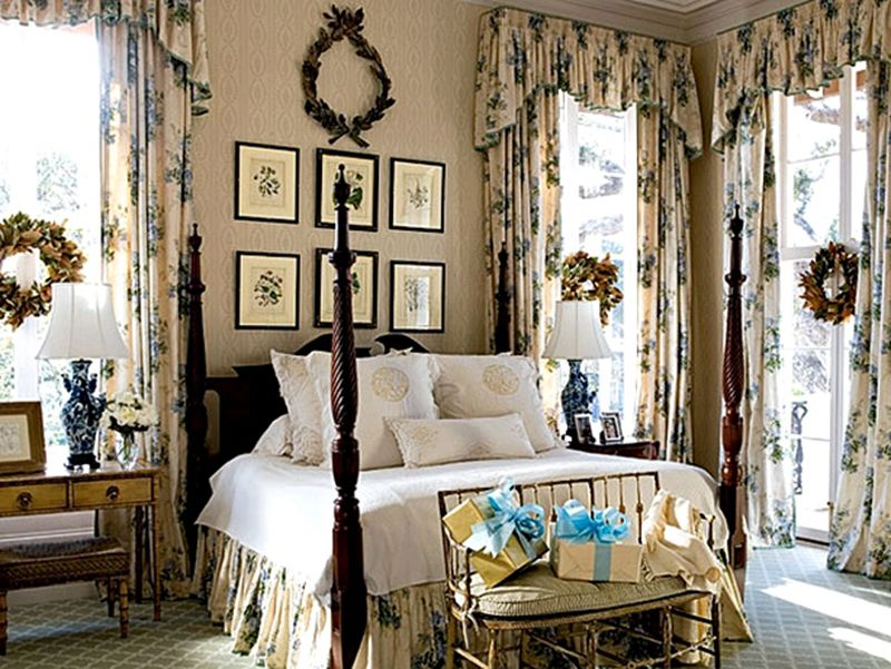 33 bedrooms with an english garden air decorating bedroom decor rh pinterest com