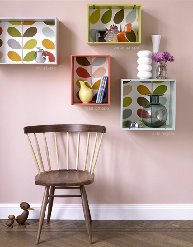 Decoration Loving these DIY Wall Shelves will