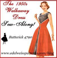 The 1950s Walkaway Dress Sew-Along! - done a long time ago, but good starter info.