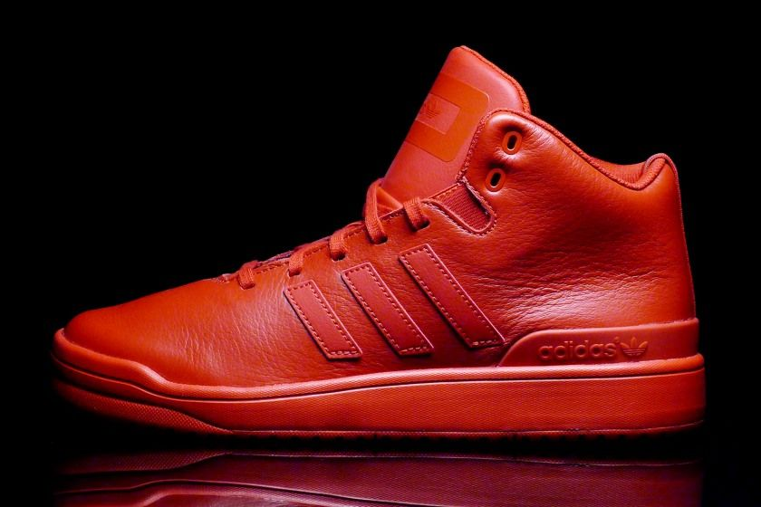 adidas Originals Veritas Red Leather | Buy sneakers online