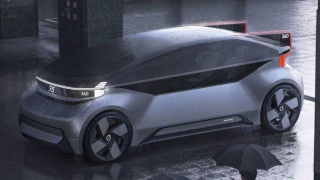 Volvo 360c Self Driving Car Concept | wordlessTech