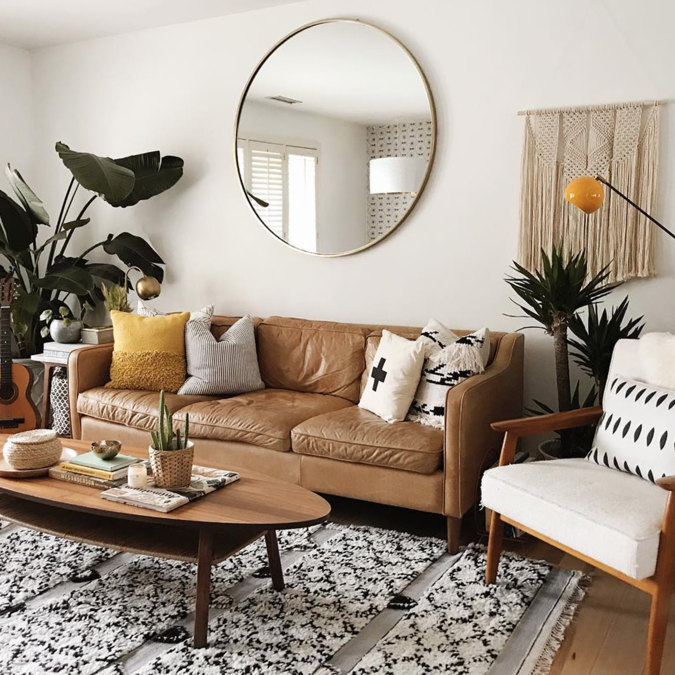 7 Apartment Decorating And Small Living Room Ideas The Anastasia Co In 2020 Apartment Room Small Apartment Living Small Apartment Decorating