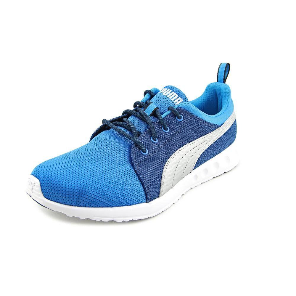 Nike Men's Downshifter 6 4E Black/White/Dk Magnet Grey Running Shoe 11 4E  Men US. Mesh provides excellent breathability. Leather overlays offer com…