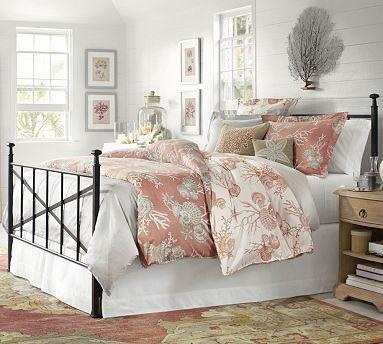 Braxton Iron Bed