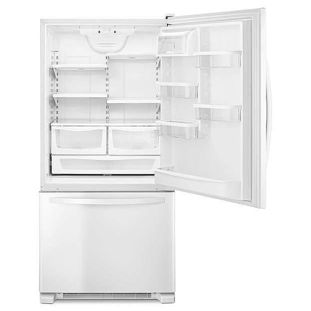 Kenmore Kenmore 79312 19 Cu. Ft. Single Door Bottom Freezer   White  Alternate Image