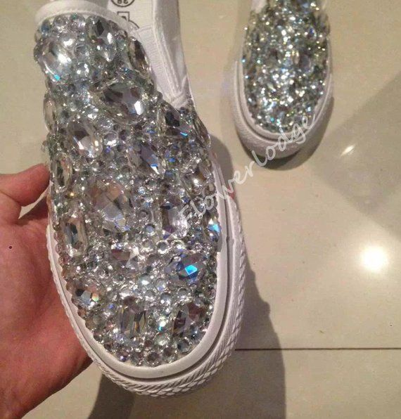 Bling shoes, Silver shoes, Sparkly shoes