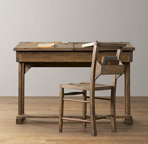 rowley double desk desks vanities restoration hardware baby rh pinterest com