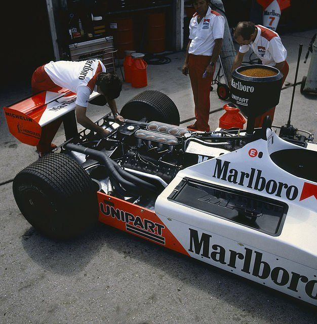 Mclaren F1 News Articles Stories Trends For Today: Mclaren MP4B Was The Best Car In The Cosworth Engine 1981
