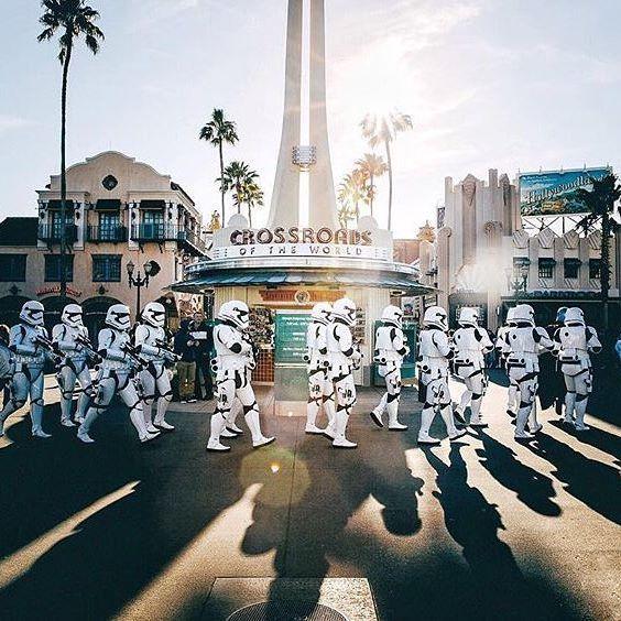 May The Fourth Be With You At Disneyland: May The Fourth Be With You! #StarWars #HollywoodStudios