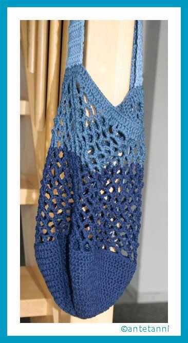 Netzwerk Tasche Crochet Diy Pinterest Häkeln Tasche Häkeln