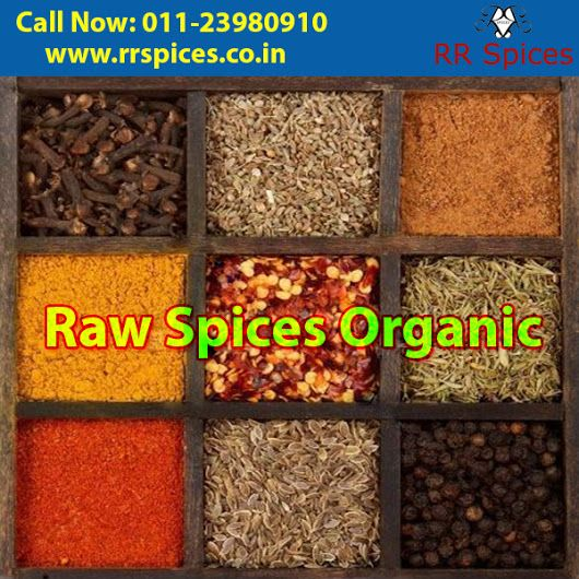 Wholesaler of Whole Spices - Raw Spices (Organic), Oil of