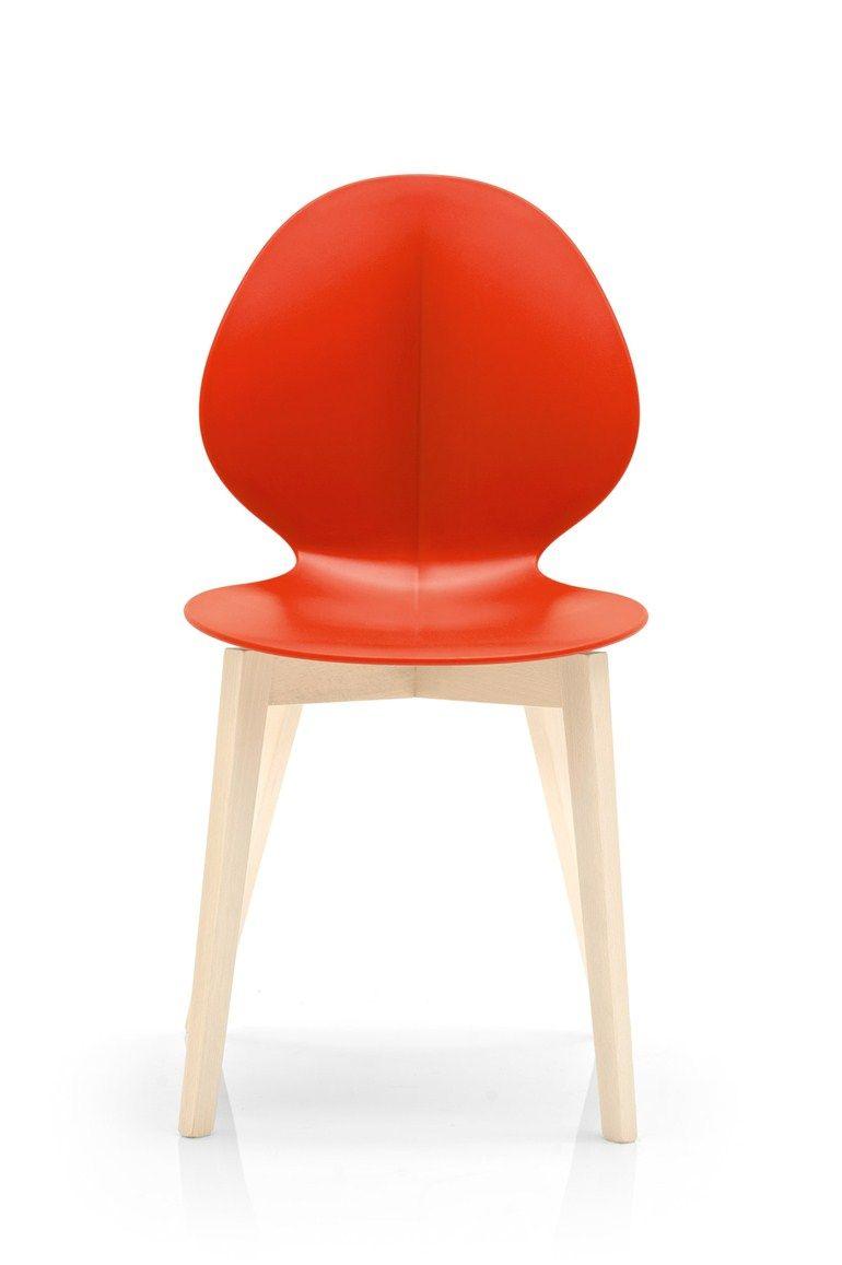Calligaris BASIL CS/1348 Sedia in polipropilene | case sedie, divani ...