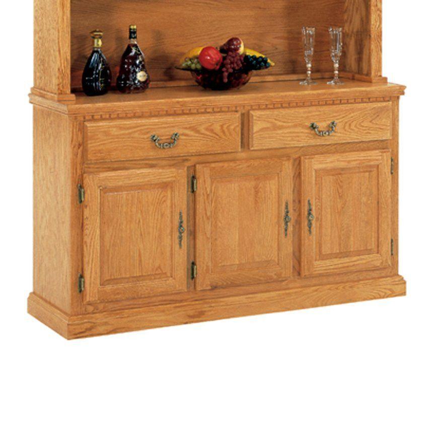 mastercraft gs furniture cl35432b1ch classic 54 in buffet sideboard rh pinterest com