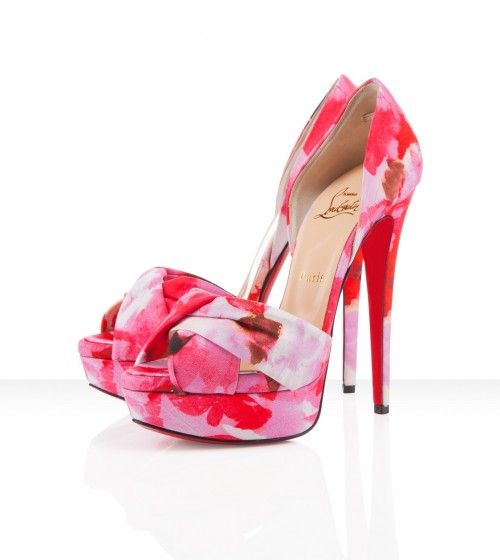 Louboutins with flair... aren't they all?