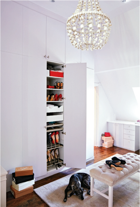 closet ikea pax wardrobe with 2 doors each white ballstad white rh pinterest com