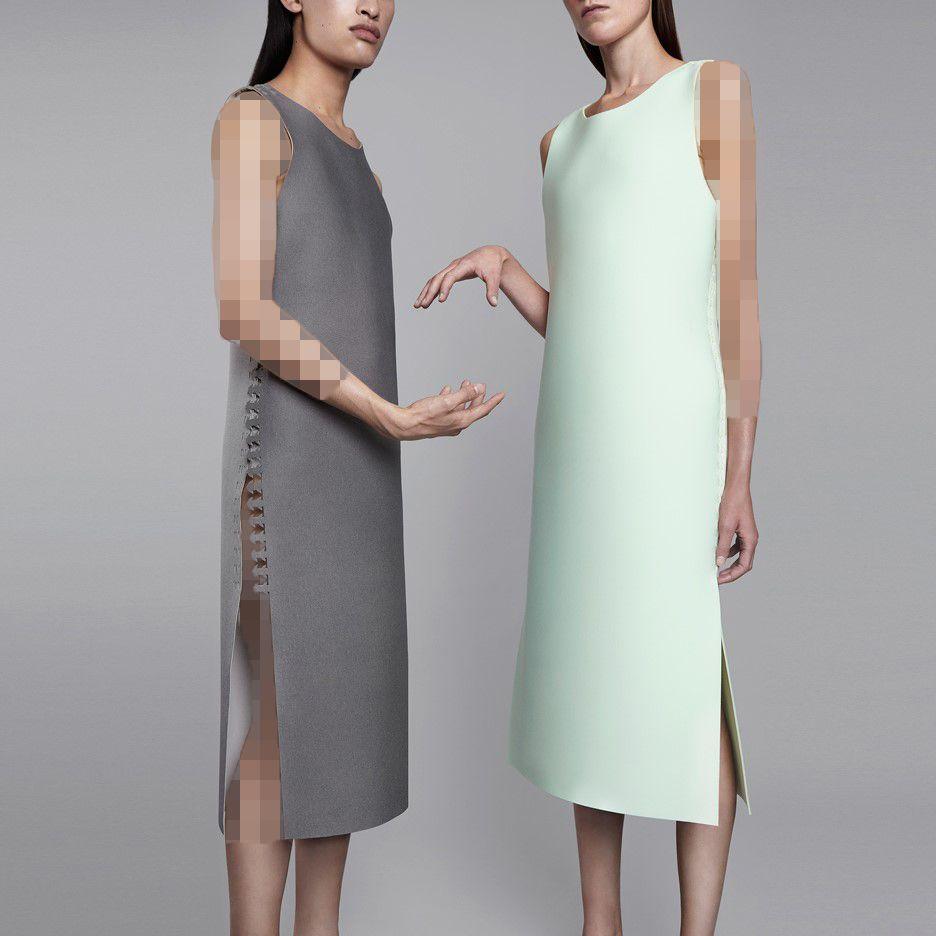 برند لباس مجلسی ترک Ozkan High Neck Dress Fashion Dresses