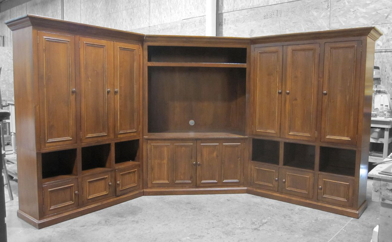 Custom Built Furniture and Bath Cabinets in Knowlton QC | Camlen ...