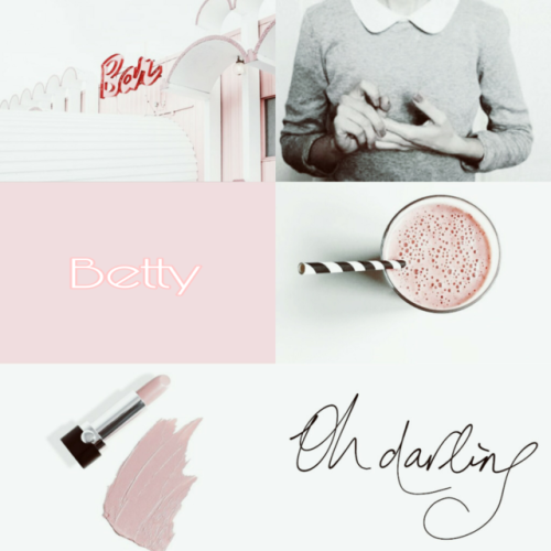 Character Aesthetic Betty Cooper I Learned That From The Nancy Drew Detective Handbook Tv Show Riverdale Skam Meninas Papeis De Parede